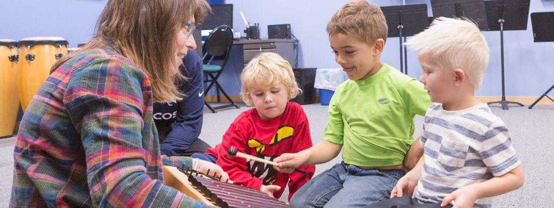 Accelerando Early Childhood Music Program
