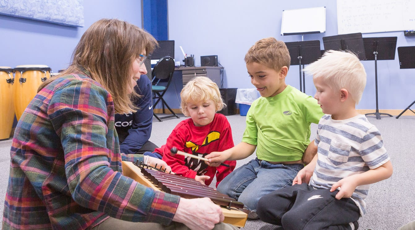 Accelerando Early Childhood Music Program