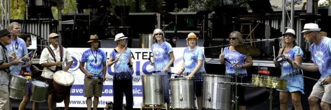 """""""Batucada de Durango"""" – Community Samba Band"""