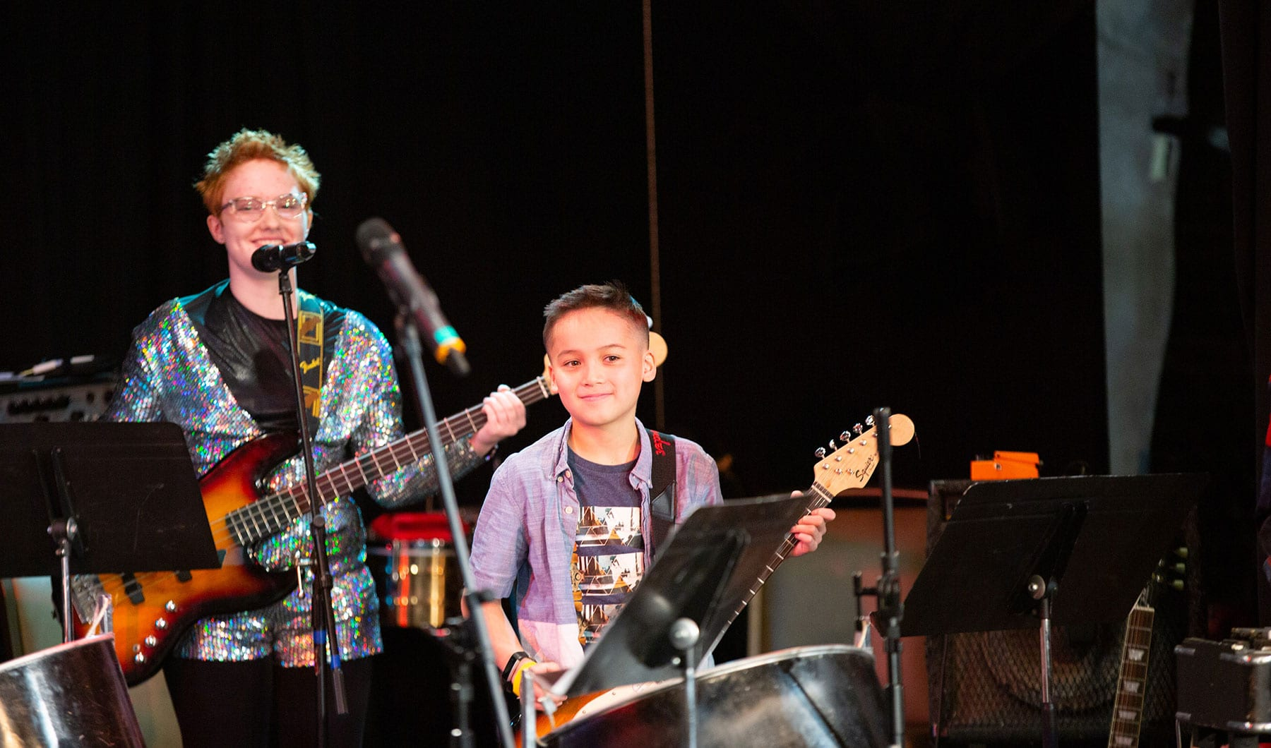 Youth Bands - Our Flagship Program
