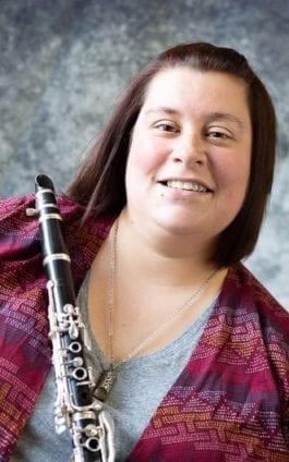 Kayla Mohlman-clarinet